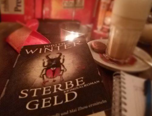 """Hörbuch 2016 """"Sterbegeld"""" von Judith Winter (Kriminalroman)"""